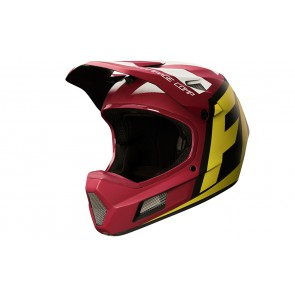 FOX 2017 Rampage Comp CREO yellow/black M kask