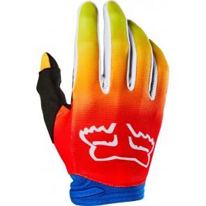 Rękawice Fox Junior Dirtpaw Fyce Blue/red Ym