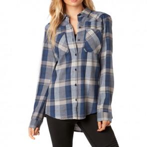 Koszula Fox Lady Flown Flannel Dust Blue S