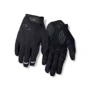 Rękawiczki męskie GIRO STRADE DURE SG LF długi palec black roz. XL (obwód dłoni 248-267 mm / dł. dłoni 200-210 mm)