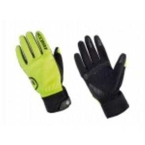 Accent Rękawiczki ocieplane Igloo żółte fluo XS