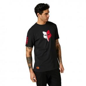 T-shirt FOX Peril czarny