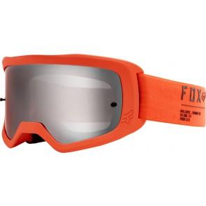 Gogle Fox Main Ii Gain - Spark Flo Orange Os