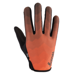 Rękawiczki FLOW  pomarańczowy XL