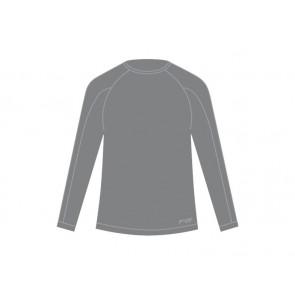 Koszulka męska FUSE MERINO długi rękaw / XL grafitowa