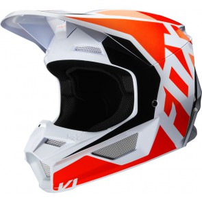 Kask Fox V-1 Prix Flo Orange Xl