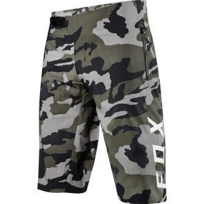 Spodenki Fox Defend Pro Water Green Camo