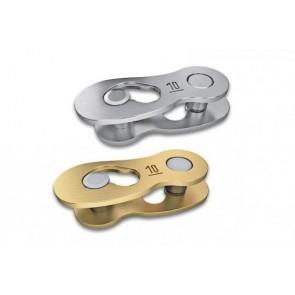 Spinka CONNEX-LINK  9 rzędowa 6.5mm złota