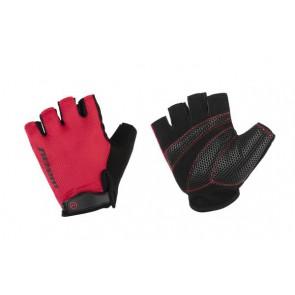 Accent Rękawiczki Brick czarno-czerwone M