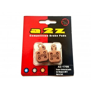 Klocki hamulcowe a2z Gold AZ-170S