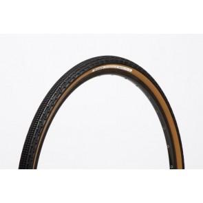 Opona GravelKing 700x35C czarno-brązowa aramid (grubszy bieżnik)