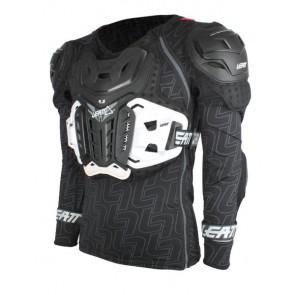 Leatt Body Protector 4.5 Black zbroja-L/XL