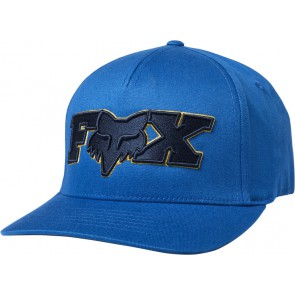 Czapka Z Daszkiem Fox Ellipsoid Flexfit Royalal Blue S/m