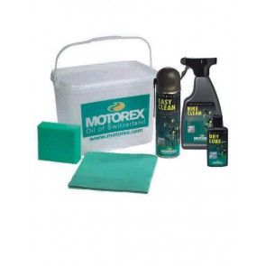 MOTOREX BIKE CLEANING KIT ZESTAW
