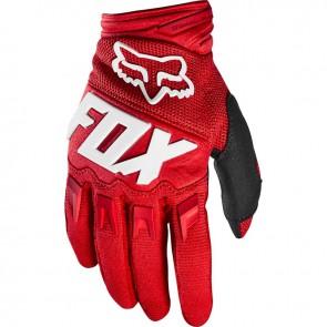 FOX 2019 DIRTPAW rękawiczki-czerwony-L