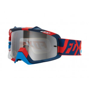Fox 2016 Airspc Divizion Red/Blue Chrome Spark gogle