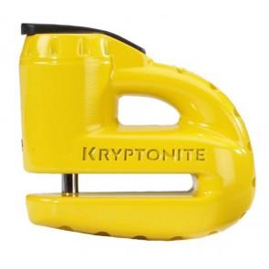 Kryptonite Blokada tarczy hamulcowej KEEPER 5-S2 DISC LOCK żółty