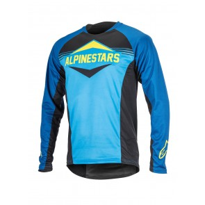 MESA LS JERSEY ROYAL BLUE BRIGHT BLUE M