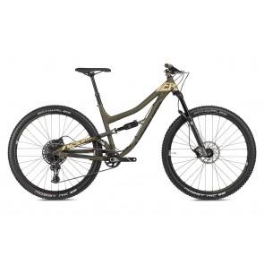 "NS Bikes Rower Nerd Lite 29"" Zielony (Army Green)"