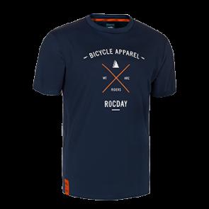 Rocday Koszulka ELEMENT SANITIZED® granatowy XXL