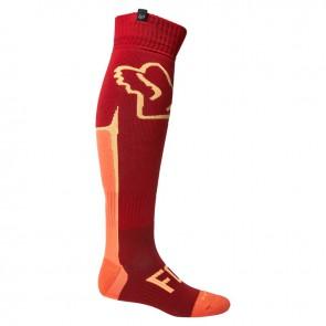 Skarpetki FOX Cntro Coolmax Thin czerwony