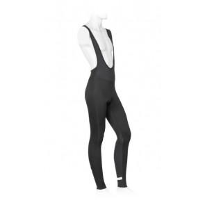 Spodnie ocieplane Bora Softshell, czarne, M