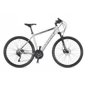 "CODEX 29 18"" srebrno(mat)/czarny(mat), rower AUTHOR'19"