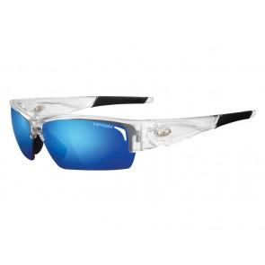 Okulary TIFOSI LORE CLARION crystal clear (3szkła Clarion Blue LUSTRO 14,7% transmisja światła, AC Red, Clear) (DWZ)
