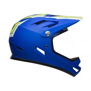 KASK BELL SANCTION agility matte blue green-M