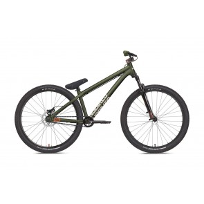 "NS Bikes Rower Movement 3 26"" Zielony (Army Green)"