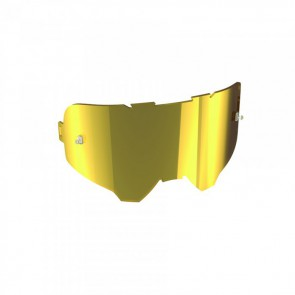 Leatt Szyba Podwójna,Nieparująca Model IRIZ BRązowe Lustro Bronze Lens