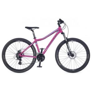 """IMPULSE ASL 27.5 16"""" różowo/czarny rower AUTHOR'17"""
