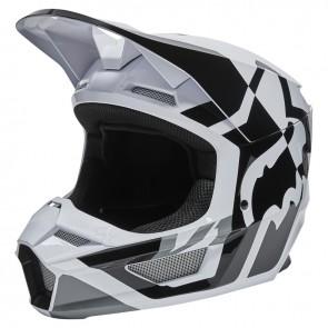Kask FOX Junior V1 Lux Black/White