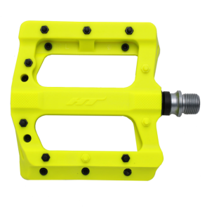 Pedały HT-PA01A neon yellow