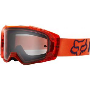 Gogle FOX Vue Mach One orange (szyba clear)