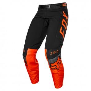 Spodnie FOX Junior 360 Dier orange