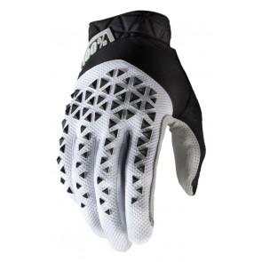 Rękawiczki 100% GEOMATIC Glove white roz. L (długość dłoni 193-200 mm) (NEW)