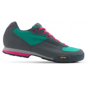 Buty damskie GIRO PETRA VR turquoise bright pink roz.38 (NEW)