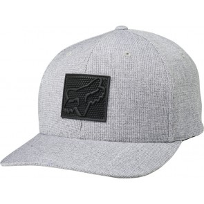 Czapka Z Daszkiem Fox Completely Flexfit Heather Grey S/m