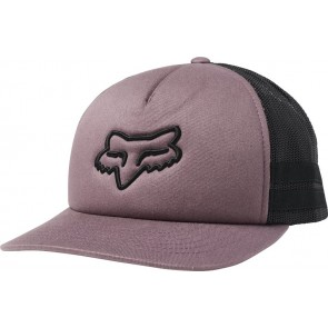 Czapka Z Daszkiem Fox Lady Head Trik Trucker Purple Os