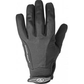 Rękawiczki kolarskie AUTHOR WINDSTER LIGHT zimowe czarne XL