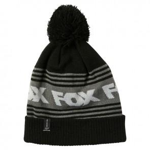 Czapka zimowa FOX Frontline OS czarny