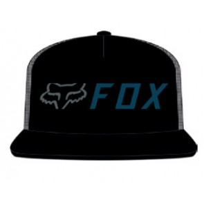 Czapka z daszkiem FOX Apex Snapback czarny
