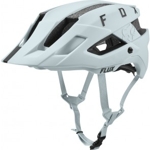 Kask Rowerowy Fox Flux Solid Iced S/M