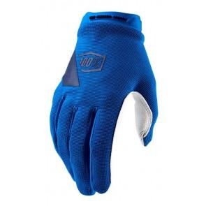 Rękawiczki 100% RIDECAMP Womens Glove blue