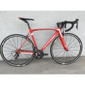 CHARISMA 66 540 czerwono-biały rower AUTHOR'17, rower po teście, niewielki przebieg