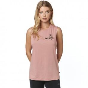 Fox Lady Live Fast koszulka bez rękawów