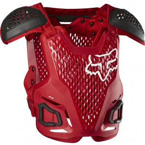 Buzer FOX R3 czerwony