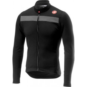 Castelli Bluza kolarska Puro 3, czarna, rozmiar L