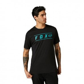 T-shirt FOX Pinnacle Tech czarny